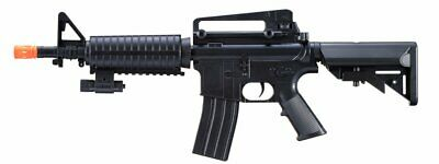 $29.95 • Buy 23  Long (3/4 Scale) 210 FPS M-16C Tactical Airsoft Spring Rifle With Laser...