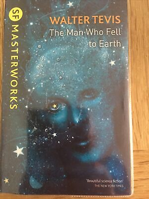 The Man Who Fell To Earth By Walter Tevis (Paperback, 2016) • 3.99£
