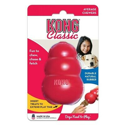 £11.49 • Buy Kong Classic Genuine Red (All Sizes)