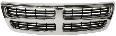 $91.94 • Buy Chrome Grill Assembly For Dodge Ram Van, Truck, Van Grille CH1200230