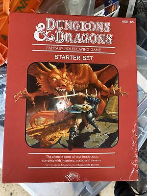 AU45.08 • Buy Dungeons & Dragons Starter Set Board Masters & Players Game D & D 2011 Open Box
