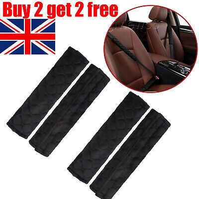 £2.90 • Buy Car Safety Seat Belt Shoulder Pads Cover Cushion Harness Comfortable Pad Adult