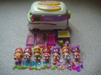 £15 • Buy Pinypon Campervan And Lots Of Figures And Accessories