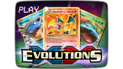 $6 • Buy Pokemon TCG XY Evolutions Pick Your Card!  All 196 Cards Available!