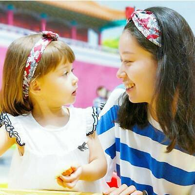 $ CDN4.50 • Buy Mother And Daughter Kids Girl Bowknot Headband Hair Band Accessories HO