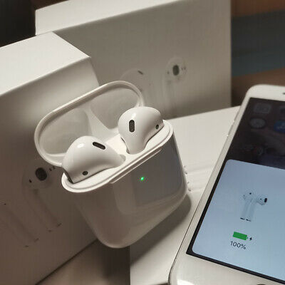 AU102.99 • Buy Apple Airpods (2/3nd Gen) With Wireless Charging Case Headsets- AUS Stock