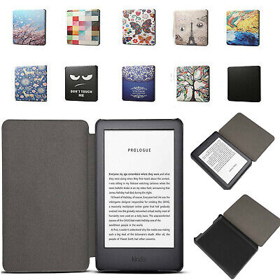 AU14.39 • Buy For Amazon Kindle Paperwhite 1 2 3 4 Oasis 2 Painted Smart Shockproof Case Cover