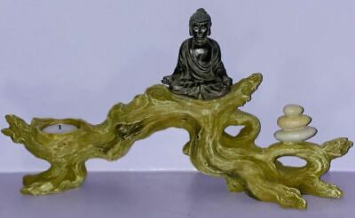 £40.80 • Buy Buddha On Branch Tealight Candle Holder