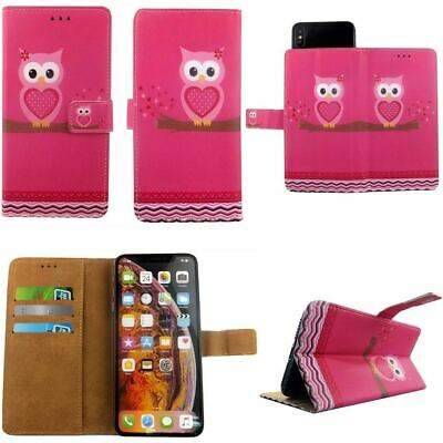 AU14.29 • Buy Premium Leather Mobile Phone Wallet Book Case For Sony Xperia XZ2 - XL