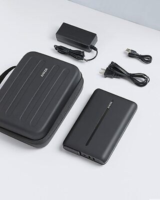 AU135.50 • Buy Anker PowerCore AC 22000mAh/85Wh Universal Portable Charger W/ AC Outlet 90W