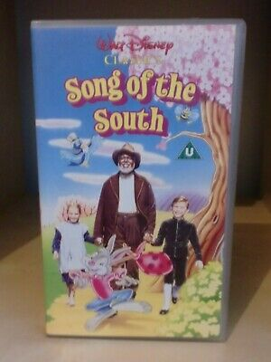 £35 • Buy Disney Song Of The South Original VHS Video Tape (Not Released On DVD/Blu-ray)