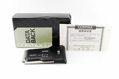 $ CDN62.65 • Buy [Top MINT] CONTAX T2 DATA BACK From JAPAN