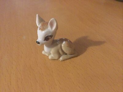 """£9.80 • Buy VINTAGE WADE WHIMSY DISNEY """"BAMBI"""" FROM HATBOX SERIES 1950's COLLECTABLE ~ GC"""