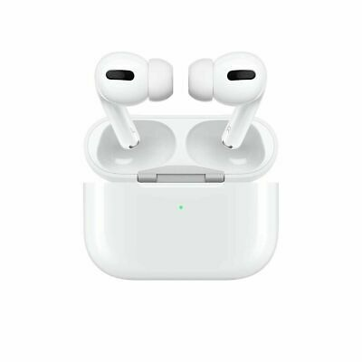 AU199 • Buy Apple Airpods Pro With Wireless Charging Case Noise Cancellation White AUS Stock