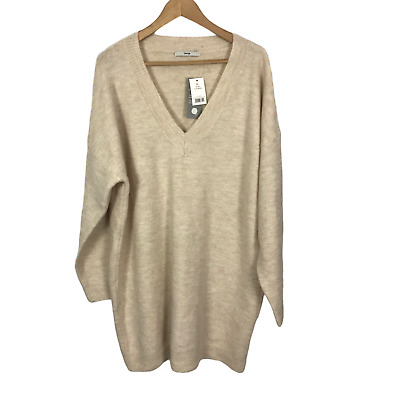George Plus Size XL 20- 22 Soft Knit Style Slouchy  Relaxed Fit Jumper NEW • 16.99£