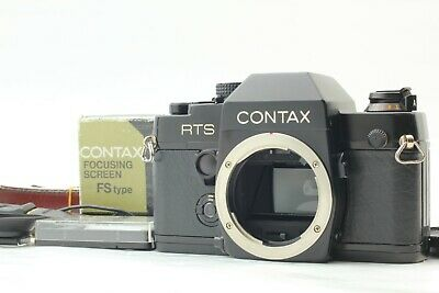 $ CDN302.48 • Buy 【Exc+5 W/ Strap】 Contax RTS II QUARTZ 35mm SLR Film Camera Body From Japan #217