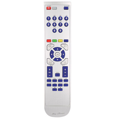 £9.99 • Buy RM-Series® Replacement Remote Control Compatible For BUSH BFSAT02SD