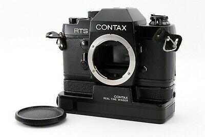 $ CDN187.98 • Buy Contax RTS 35mm SLR Film Camera Body Only [Excellent] From Japan #757686