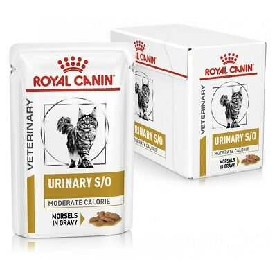 £16.97 • Buy Royal Canin Urinary S/O Moderate Calorie Pouches For Cats (12 X 85G)