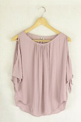 AU19.80 • Buy Forever New Lavendar Blouse By Reluv Clothing
