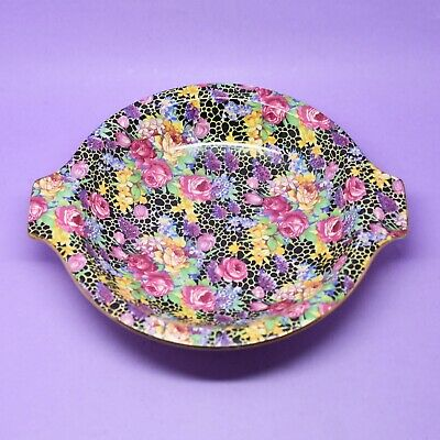 $ CDN135.98 • Buy RARE Vintage Royal Winton Grimwades 'Hazel' Chintz Small Dish