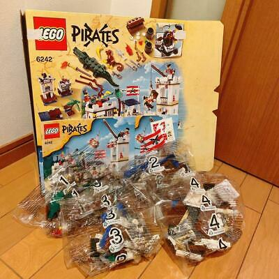 £353.29 • Buy LEGO Pirates Soldiers Fort 6242 In 2009 New Retired