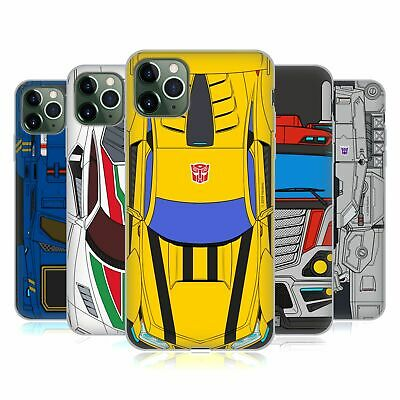 £14.56 • Buy OFFICIAL TRANSFORMERS ALTERNATE MODE SOFT GEL CASE FOR APPLE IPHONE PHONES