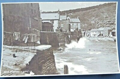 £2.50 • Buy Vintage Postcard,  North Yorkshire, Whitby, Staithes Village,  Judges No 4618
