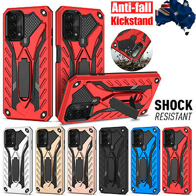 AU12.99 • Buy For OPPO A52/A72/A92 A9 A5 A53 2020 A73 AX5s Case Armor Shockproof Stand Cover