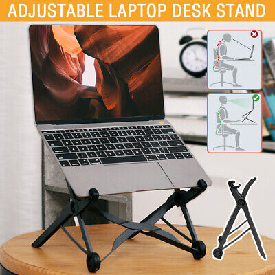 AU16.78 • Buy NEXSTAND Adjustable Folding Laptop Notebook Table Portable Desk Tray Stand