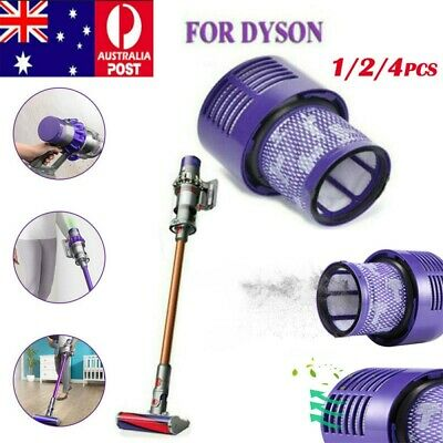 AU19.99 • Buy Washable Filter For Dyson V10 Cyclone Animal Absolute Total Clean Vacuum AU