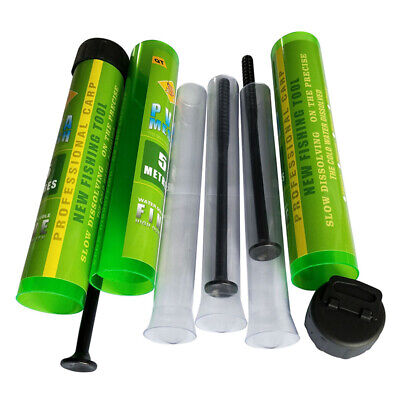 £5.59 • Buy 18/25/37/44 PVA Wide Mesh Stocking Plunger Free Tube For Carp Fishing Outdoor `
