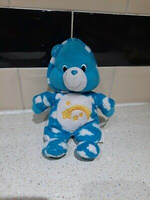 £11.95 • Buy Care Bears PJ Party Special Edition WISH BEAR ~ 8  Soft Plush Toy 2015 Just Play