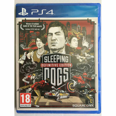 £14.85 • Buy Sleeping Dogs: Definitive Edition Plus Dlc - Brand New Sealed 1st Class Delivery
