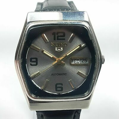 $ CDN20.99 • Buy Vintage Seiko Automatic Movement,  Day, Date Dial Mens Analog Wrist Watch CA-9