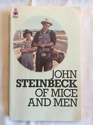 Of Mice And Men, John Steinbeck, Used; Good Book • 3.28£