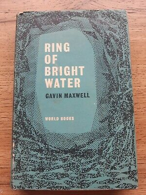 Ring Of Bright Water - Gavin Maxwell - 1961- Good Condition • 9.99£
