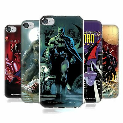 £14.64 • Buy OFFICIAL BATMAN DC COMICS ICONIC COSTUMES SOFT GEL CASE FOR APPLE IPOD TOUCH MP3