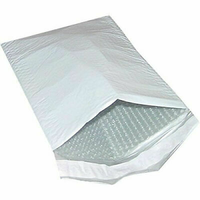 $67.42 • Buy 1000 #000 4x8 Poly Bubble Padded Envelopes Mailers Shipping Bags NEW