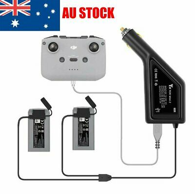 AU35.71 • Buy For DJI Mavic Mini 2 Drone Battery &Remote Control Car Charger Replacement