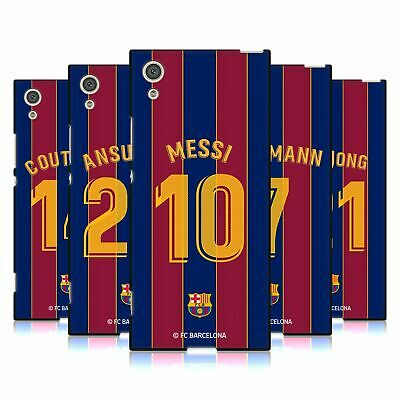 AU29.95 • Buy Fc Barcelona 2020/21 Players Home Kit Group 1 Black Gel Case For Sony Phones