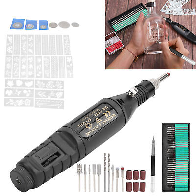 78Pcs Electric Engraving Machine For Jewelry Diamond Wood Grinding Tools • 18.99£