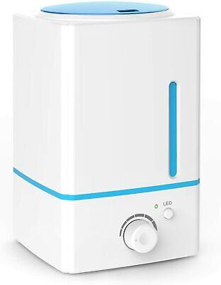 AU67.99 • Buy ASAKUKI 1.5L Large Room Essential Oil Diffuser Humidifier 1500ml Up To 20 Hours-