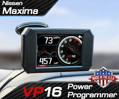 $349.95 • Buy Volo Chip VP16 Power Programmer Performance Tuner For Nissan Maxima