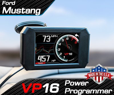 $349.95 • Buy Volo Chip VP16 Power Programmer Performance Tuner For Ford Mustang GT