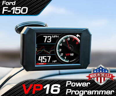 $349.95 • Buy Volo Chip VP16 Power Programmer Performance Tuner For Ford F150 F-150