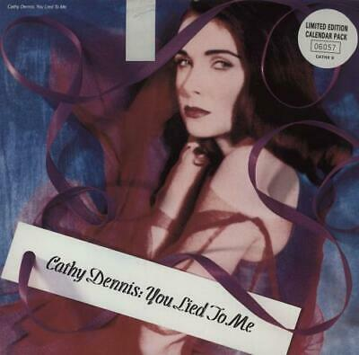 £12.95 • Buy You Lied To Me - Calendar Pack Cathy Dennis 12  Vinyl Single Record (Maxi) UK