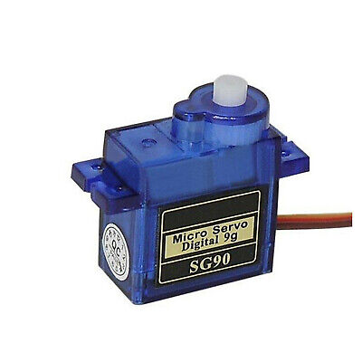 AU10 • Buy 9G SG90 Micro Servo Motor 360° For RC Robot Helicopter Airplane Aircraf Car