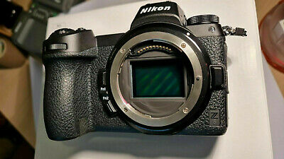 View Details Nikon Z6 24.5mp Mirrorless Camera In Box, Mint, 1080 Shutter Count • 440.00£