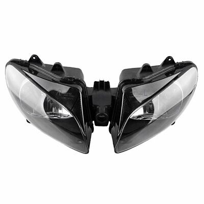 $108.60 • Buy For Yamaha YZF-R1 2000-2001 Motorcycle Headlight Assembly Headlamp Light Fit